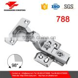hydraulic soft close iron gate hinge for door and cabinet 98 degree open
