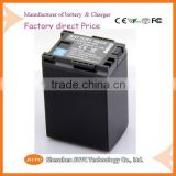 Lithium battery 2920mAh BP-828 BP828 full decoded and Charger for Canon VIXIA HF G30, XA20, and XA25 Camcorders