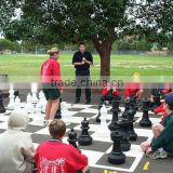 outdoor chess games children