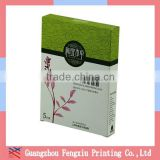 Cheap Book Shaped Facial Mask Packaging Boxes                                                                         Quality Choice