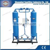 manufacturer compressed heatless regeneration desiccant air dryer with competitive price
