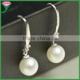 Top selling latest natural pearl beautiful jhumka designs pearl, fresh water pearl earrings