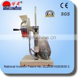 Advertising flex banner Eyelet machine, Eyelet fastening machine, Eyelet punching machine