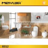 8312 popular sanitary ware set unique design luxury complete bathroom suite series toilet design