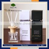 New Products style China Manufacturer unique household item scent perfume bottle luxury packaging sticks reed diffuser                                                                                                         Supplier's Choice