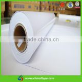 Rougn Surface Indoor PVC Vinyl double side PE coated For KT board and rough surface