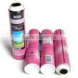 Air Freshener, Body Spray and Brand Name Hair Gel Aerosol Can Manufacture