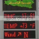 led numbers display boards/rental led display advertising board/merry christmas led writing board