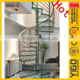 indoor spiral stairs / staircase/exterior spiral stairs