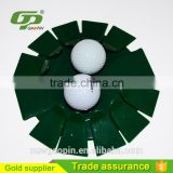 GP plastic golf putting green practice cup/ golf hitting practice putting cup