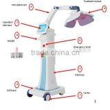 China Factory Hair analysis function Fast Safe hair loss 650nm laser treatment Beauty Salon Equipment