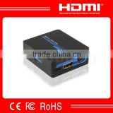 High Quality HDMI to AV S-Video Mini Converter 1080p With USB Power Cable HD HDTV Converter