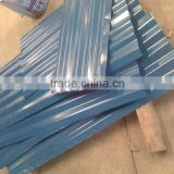 Colored Steel Profile Roofing Sheet for Steel structure houses and mobile homes, roof, walls