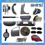 Auto spare parts for geely,lifan,chery,great wall,jac,byd,,MG,body,chassis,engine ,electric Chinese car spare parts