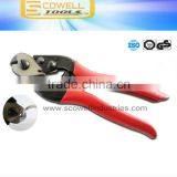 "8"" inch High Quality Steel Wire Rope Cutter, 65Mn steel cutting blades"
