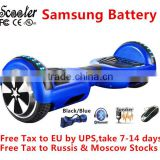 Electric Scooters Hoverboard Bluetooth skateboard Self balancing Scooter Samsung Battery 2 Wheel Smart balance Hover board