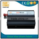 power inverters 300w/ac to dc converter use for car /12 volt 120 volt inverter for America