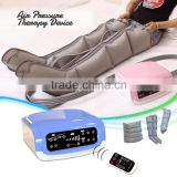 Professional air pressure leg massager & lymphatic drainage machine & leg and foot massage machine