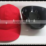 Impact-resistant custom color Baseball Style light weight hard hat