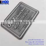 metal brand logo label,custom metal clothing labels,customized embossed metal logo labels