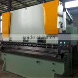 Bending Machinery WC67-160TON/4000 with cnc bender machine 8mm metal plate press brake for sale