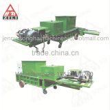 China lead hand high quality machine pack corn silage, mini hay press baler for sale