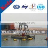 Submersible Small Sand Digging Machine With Cutter Head