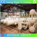 Plastic pyrolysis equipment machinery Waste Tire Recycling Machine used energy oil recovery machine