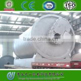 Green Type New Conditon Machine Refining Tyre Wast To Fuel Pyrolysis Plant 10-12Ton /Day