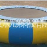 ce foldable inflatable water trampoline