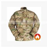 camo fire resistant uniform fire retardant clothing