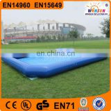 china best supplier produce outdoor rubber swimming pool