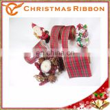New Commerical Cheap Christmas Ribbon For Christmas Cards