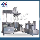 Homogenizer Mixer Type Vacuum Emulsifying Mixing Cheese Making