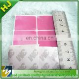 sticky silicone rubber pads