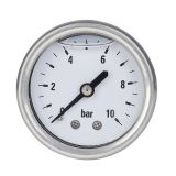 high quality oil filled pressure gauge