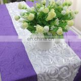hot sale rosette table runner