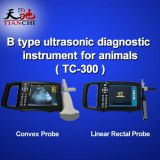 China Bovine Ultrasound Viewing Devices TC-300 TIANCHI Manufacturer