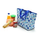 Insulated polyester Cooler Tote Bag grocery bag