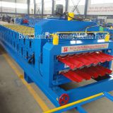 Double Layer roofing step tile making machine