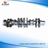 Excavator Parts Crankshaft for Komatsu S6d102/6D102 S4d102 S4d95 6D95 6D125