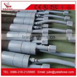 China Manufacturer Expansion Hose Used In Concrete Mixer Truck