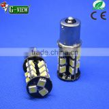 Auto LED Turn Signal Lights/1156/BA15S canbus 27smd Car LED Bulbs with OEM Orders Welcomed