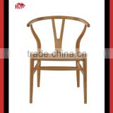 Wishbone Beech Wood Y Chair,Solid Wood And Leisure Chair Ychair