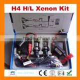 wholesale 35w headlight fast bright bi xenon lamp hid slim ballast electric car convertion kit for h4 h/l h13 9004 9007