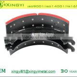 Excellent quality of 4711 brake shoe lined or unlined