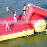 giant inflatable water slide / inflatable floating water slide / inflatable water slip slide