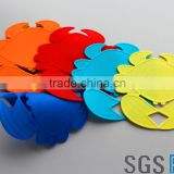 Silicone Crab Placemat Chinese Factory Wholesale Portable high quality crab little cute table mats