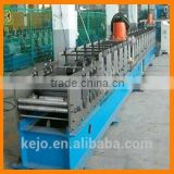 C Z U L light gague steel purlin sheet cold roll forming machine types of production system