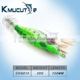 100mm 9g slow jig squid jigs wholesale top quality low price floating in water Japanese squid jigs                                                                         Quality Choice